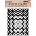 Hero Arts - Basic Grey - Spice Market Collection - Repositionable Rubber Stamps - Symbol Background
