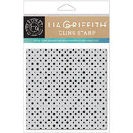 Hero Arts - Lia Griffith Collection - Clings - Repositionable Rubber Stamps - Polka Dot Bold Prints