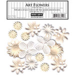 Hero Arts - Art Flowers - White and Cream