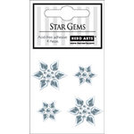 Hero Arts - Bling - Christmas - Adhesive Gems - Star