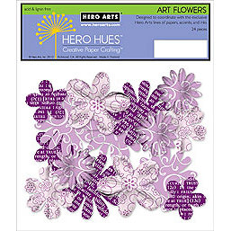 Hero Arts - Hero Hues - Art Flowers - Floral, CLEARANCE