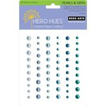 Hero Arts - Hero Hues - Pearls and Gems - Sea Mixed Accents, CLEARANCE
