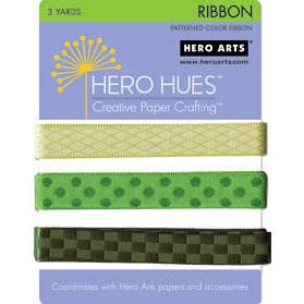Hero Arts - Hero Hues - Ribbon - Foliage