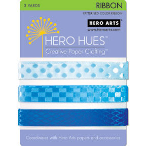 Hero Arts - Hero Hues - Ribbon - Sea