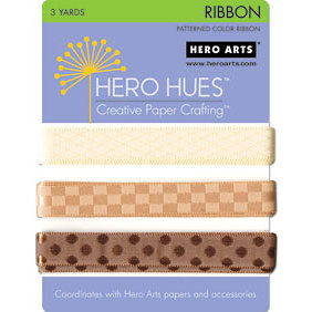 Hero Arts - Hero Hues - Ribbon - Earth