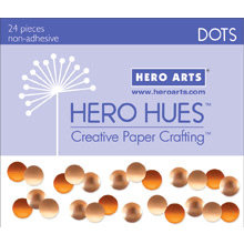 Hero Arts - Hero Hues - Bling - Dots - Sunshine