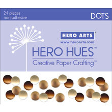 Hero Arts - Hero Hues - Bling - Dots - Earth