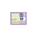 Hero Arts - Decorate It - Wood Mounted Stamp and Card Set - Owl