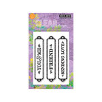 Hero Arts - Poly Clear - Clear Acrylic Stamps - You and Me Frame
