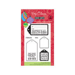 Hero Arts - Poly Clear - Christmas - Clear Acrylic Stamps - Special Delivery
