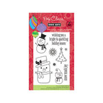 Hero Arts - Poly Clear - Christmas - Clear Acrylic Stamps - Snow Much Joy