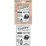 Hero Arts - BasicGrey - Capture Collection - Clear Acrylic Stamps - Moments to Remember