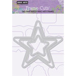 Hero Arts - Frame Cuts - Die Cutting Template - Stylish Stars