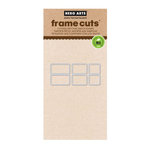 Hero Arts - Frame Cuts - Die Cutting Template - Planner Tabs