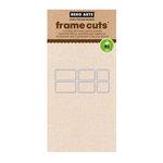 Hero Arts - Frame Cuts - Die Cutting Template - Planner Tabs