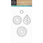 Hero Arts - Lia Griffith Collection - Die Cutting Template - Daisy