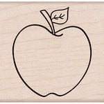 Hero Arts - Woodblock - Wood Mounted Stamps - Back to School