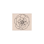 Hero Arts - Woodblock - Wood Mounted Stamps - Many Petals