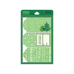 Hero Arts - Designer Tags - Christmas - Just Tags Set - Green