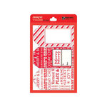 Hero Arts - Designer Tags - Christmas - Just Tags Set - Red