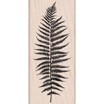 Hero Arts - Woodblock - Wood Mounted Stamps - Silhouette Fern