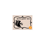 Hero Arts - Woodblock - Wood Mounted Stamps - Nuts About you