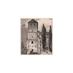 Hero Arts - Woodblock - Wood Mounted Stamps - Old Building