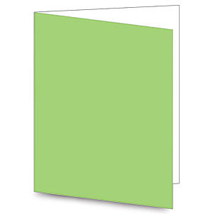 Hero Arts - Hero Hues - Folded Cards - Grass