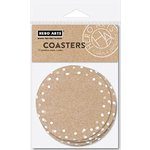 Hero Arts - Coasters - Dotted Design