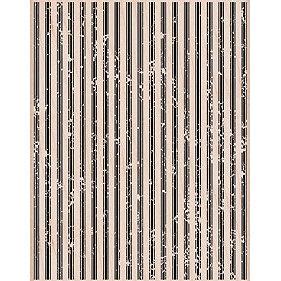 Hero Arts - Woodblock - Wood Mounted Stamps - Large Canvas Stripes