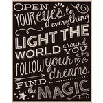 Hero Arts - Woodblock - Wood Mounted Stamps - Find the Magic