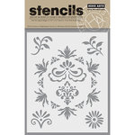 Hero Arts - Stencils - Flourish Elements