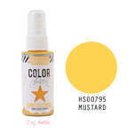 Heidi Swapp - Color Shine Iridescent Spritz - 2 Ounce Bottle - Mustard