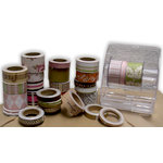 Heidi Swapp - Decorative Tape Kit - Pastel - 30 styles