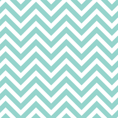 Heidi Swapp - Color Pop Collection - 12 x 12 Resist Patterned Paper - Turquoise