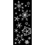 Heidi Swapp - Silhouette Images - Snowflakes, CLEARANCE