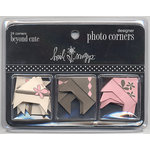Heidi Swapp - Designer Photo Corners - Beyond Cute, CLEARANCE