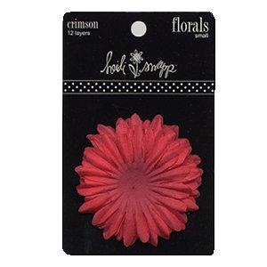 Heidi Swapp - Florals - Small - Crimson