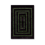Heidi Swapp - Jewel Art - Bling - Frames - Rectangles - Martha, CLEARANCE