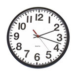 Heidi Swapp - Clock - Black