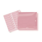 Heidi Swapp - 9x9 Calendar - Pink, CLEARANCE