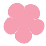 Heidi Swapp - Rounded Florals - Pink, COMING SOON, CLEARANCE