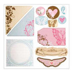 Heidi Swapp - Carefree Collection - Glossy Extras, CLEARANCE