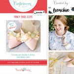 Hazel and Ruby - Crafternoon Collection - Kits - Fancy Shoe Clips