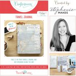 Hazel and Ruby - Crafternoon Collection - Kits - Travel Journal