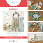 Hazel and Ruby - Crafternoon Collection - Kits - Dreamcatcher