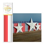 Hazel and Ruby - DIY Decor Tape - Americana - 8 Inch