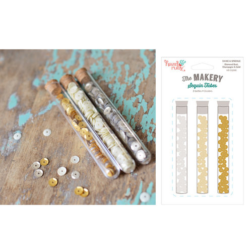 Hazel and Ruby - Sequin Tubes - Shine and Sparkle