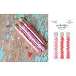 Hazel and Ruby - Sequin Tubes - Think Pink