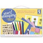 Inkadinkado - Start Stamping - Rubber Stamp Starter Kit
